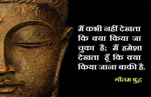 Buddha Thoughts in Hindi