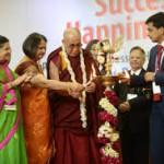 H H The Dalai Lama at BIMTECH organized event
