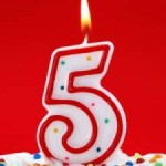 5 yeras पांच साल पुरे