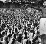 असहयोग आन्दोलन के प्रणेता महात्मा गाँधी