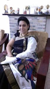 Anita Sharma Voice For Blind