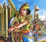 Karan Curse in Hindi Pauranik Kathayen