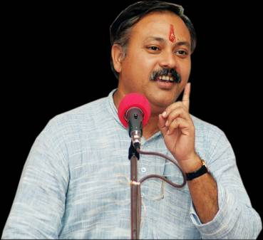 Rajiv Dixit Biography in Hindi