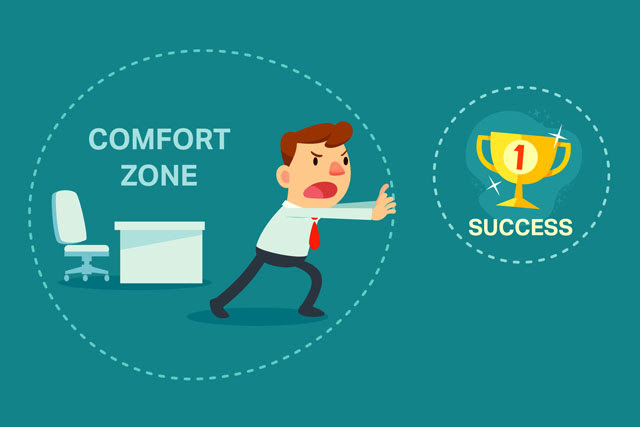 Comfort Zone in Hindi