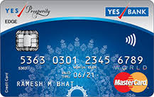 Famous Shopping Credit Cards in India