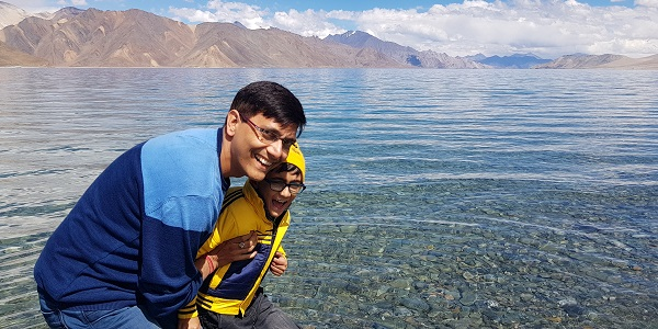 Leh -Laddakh Trip in Hindi
