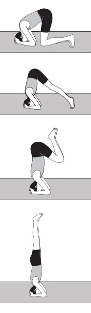 Shirshasana in Hindi
