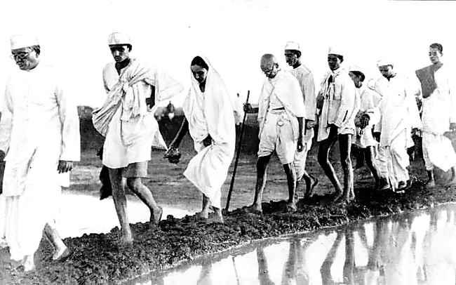 Gandhi Ji Ka Bhashan