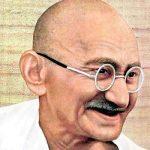राष्ट्रपिता महात्मा गाँधी की 150 वीं जयंती