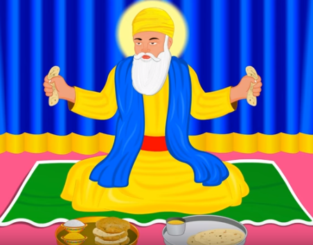 guru nanak dev stories