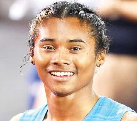 Hima Das Indian Sports Woman Biography