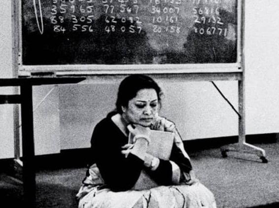 Shakuntala devi Human Computer Interesting Facts in Hindi