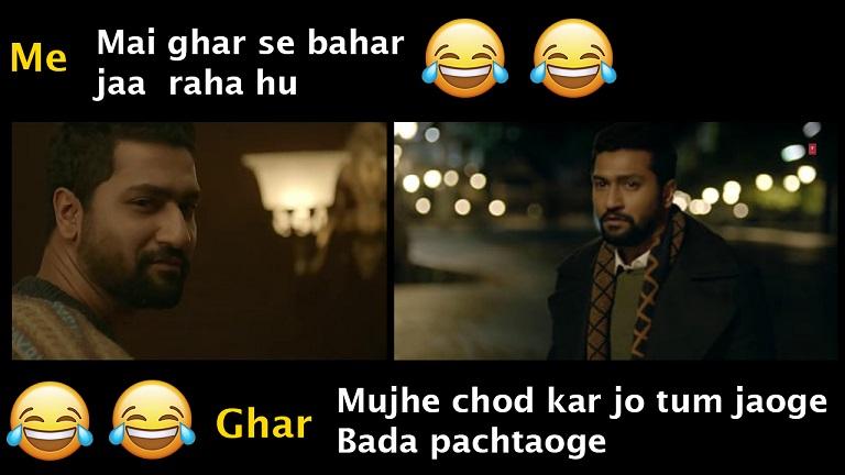 Corona ke jokes hindi me