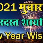 Shayari New Year Wishes in Hindi
