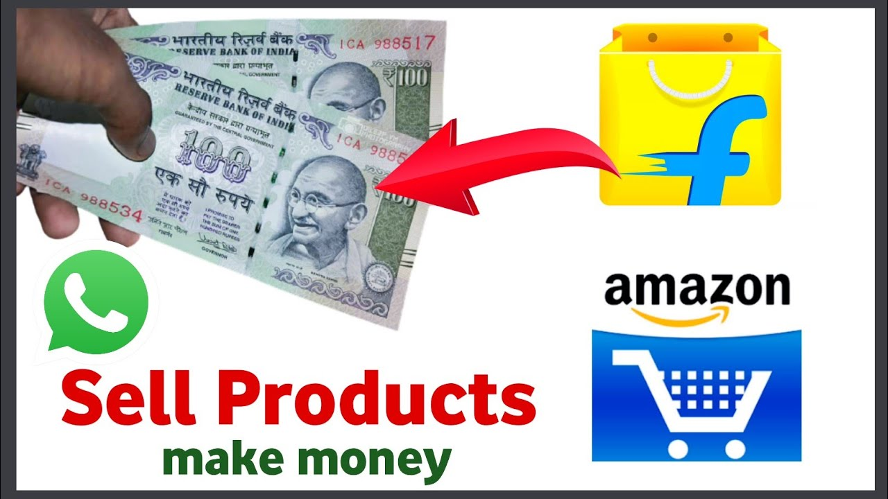 How to make money online by selling products on ecommerce sites